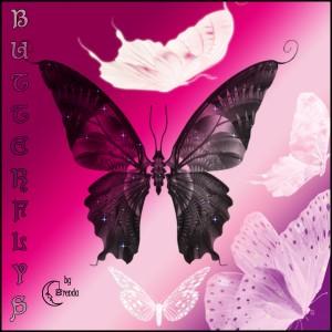 蝶 無料素材16