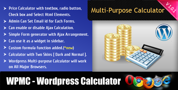 Multipurpose Calculator