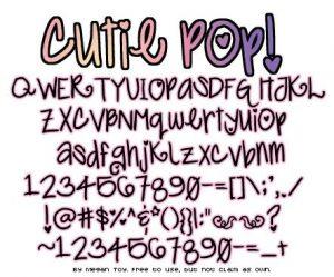 Cutie Pop