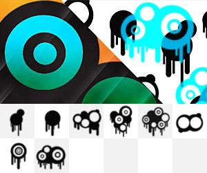 circles-drips