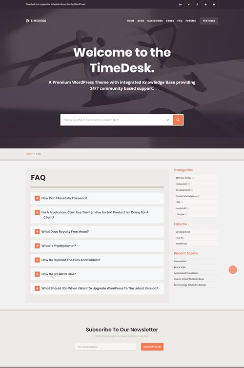 TimeDesk